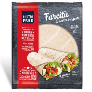 Nutrifree Farcitù Tortilije brez glutena