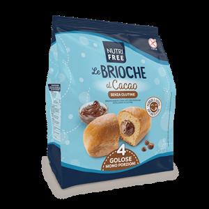 Nutrifree Le Brioche Čokolada brez glutena