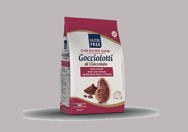 Nutrifree Čokoladni keksi brez glutena