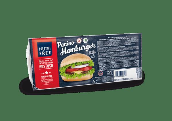Nutrifree Hamburger brez glutena