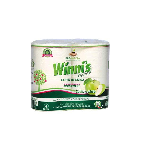 Winni's 2 Slojni Toaletni Papir, 4 rolice
